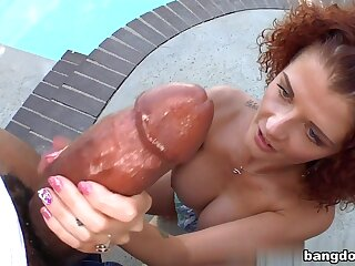 Joslyn James close by Joslyn James Gets Diesel Dicked