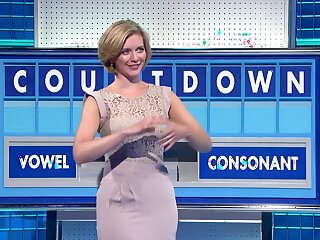 Rachel Riley - Bodily coherence Tits, Toes and Ass 10