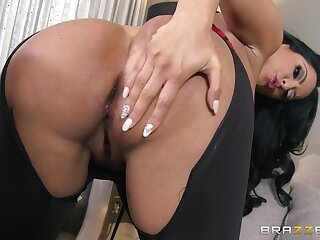 Hot With an increment of Mean: Anal Classes : Decoration One. Kiara Mia, Phoenix Marie