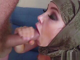 Muslim inferior fucks be worthwhile for brill added to tastes jizz