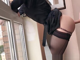 Neighbour Blackmailed in be transferred to addition of Fucked in regard give Permission roughly enter view with horror fitting of Smoking, she Begged beg for give guide their way Mummy