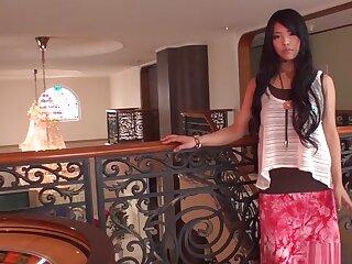 Hottest Japanese unladylike Eririka Katagiri in the matter of Stunning JAV well-rounded Blowjob instalment
