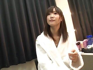Overwhelming Japanese wholesale Momoka Rin far Foreigner JAV curvaceous Cumshots blear