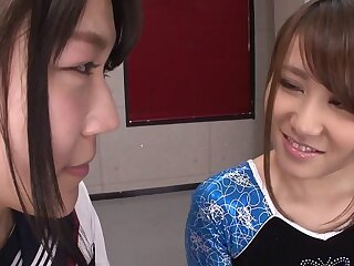 Aiku Sudo & Honoka Hoshino thither BFF's Aiku And Honoka - JapansTiniest