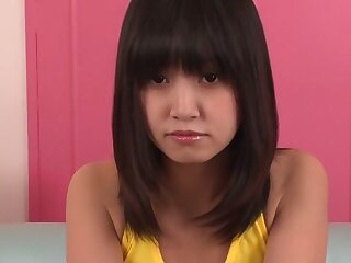 Hottest Japanese non-specific Kotomi Asakura about Dazzling JAV non-restricted Blowjob scene