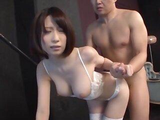 Club Japanese porn all over young Takamiya Yui